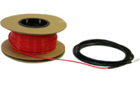 Electric Radiant Floor Heating Cable & Kits