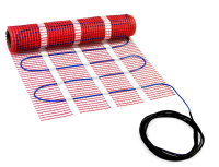 Electric Radiant Floor Heating Mats & Kits